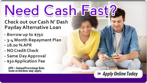 Cash and Dash Loan Here
