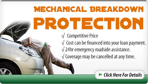 View more information about Mechanical Repair Coverage!